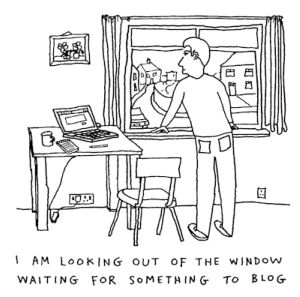 looking out-dave walker